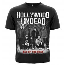 Футболка мужская Hollywood Undead